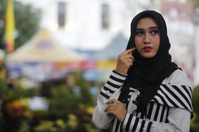 bisnis hijab