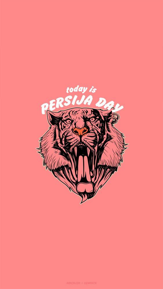 persija day